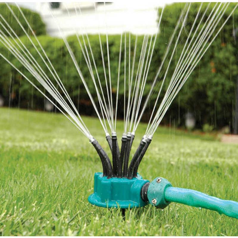 360 Derajat Nozzle Semprot Taman Tanaman Penyiraman Sistem Taman Toolsgarden Sprinkler Fleksibel Auto Lawn Irigasi Air Sprinkler