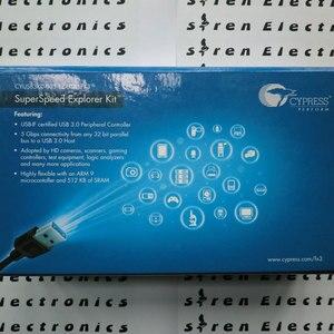 Image 3 - Placa de herramientas de desarrollo de interfaz de CYUSB3KIT 003, EZ USB FX3 SuperSpd Explor, 1 Uds.