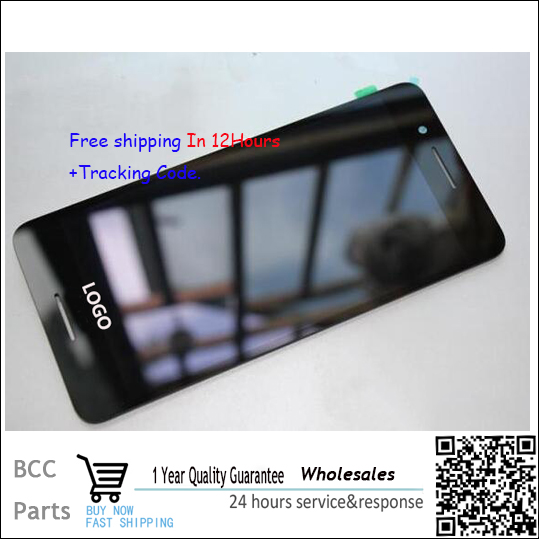 BEST quality, Original Black White LCD display screen digitizer For HTC desire 728 728G with LOGO & tracking number