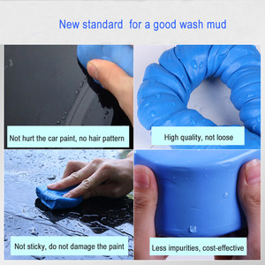 Image 5 - Magic Auto Car Cleaning Clay Bar Washing Clean Care Tools Car Truck Blue Cleaning Washing Mud Car Washer