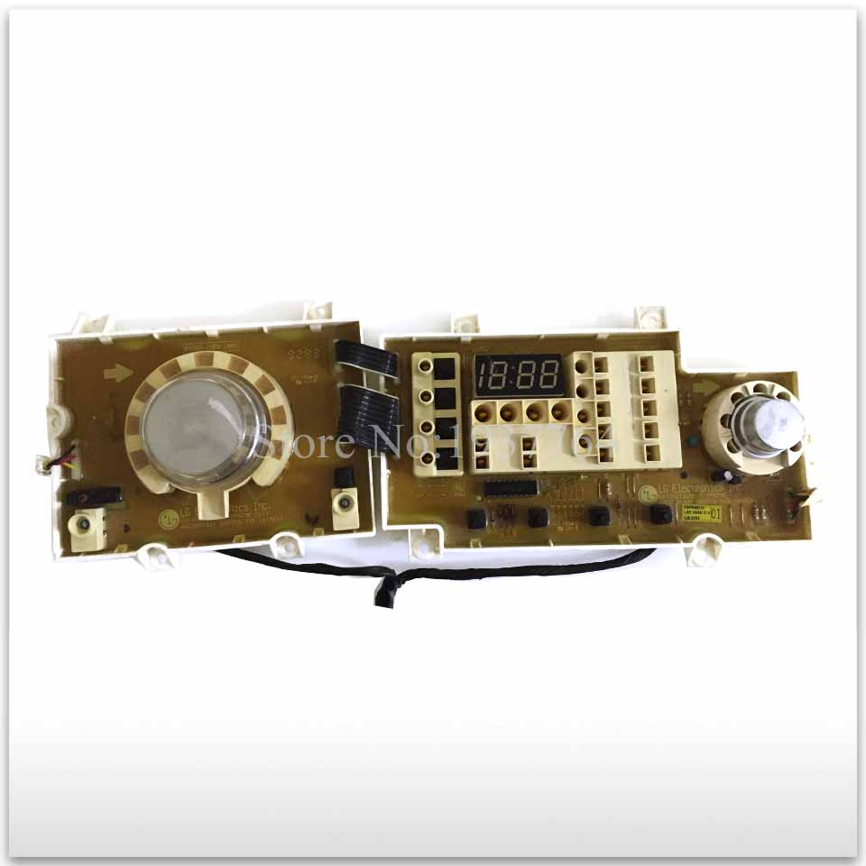 90% new used for washing machine computer board WD-N10240D EBR568233 EAX39219201-1 Display panel good working90% new used for washing machine computer board WD-N10240D EBR568233 EAX39219201-1 Display panel good working