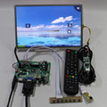 HDMI  VGA  AV+Audio  USB FPV Controller board  10.1inch B101EW05 1280x800 touch panel screen model lcd for Raspberry Pi