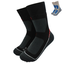 1 pair 55 wool thick warm wintter snow socks walking socks for men and women