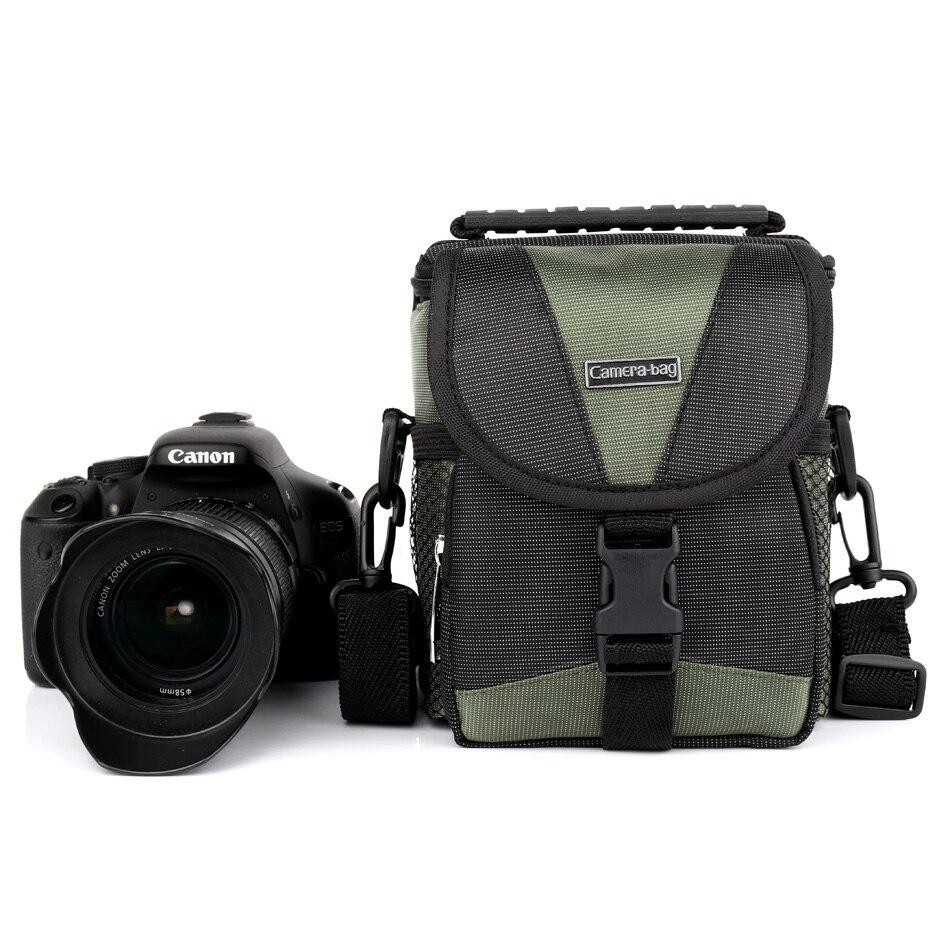 New Waterproof Camera Bag Backpack For Nikon Coolpix 1 J5 J2 J3 L840 L830 Sony A6000 A5100 A5000 Nikon Shoulder Case Photo Bag
