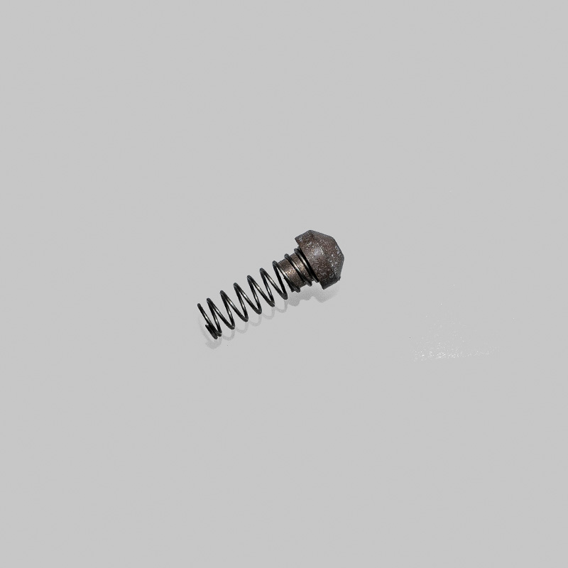 Electric high pressure air compressor 30mpa water cooled single cylinder 40mpa repair parts low pressure check valve