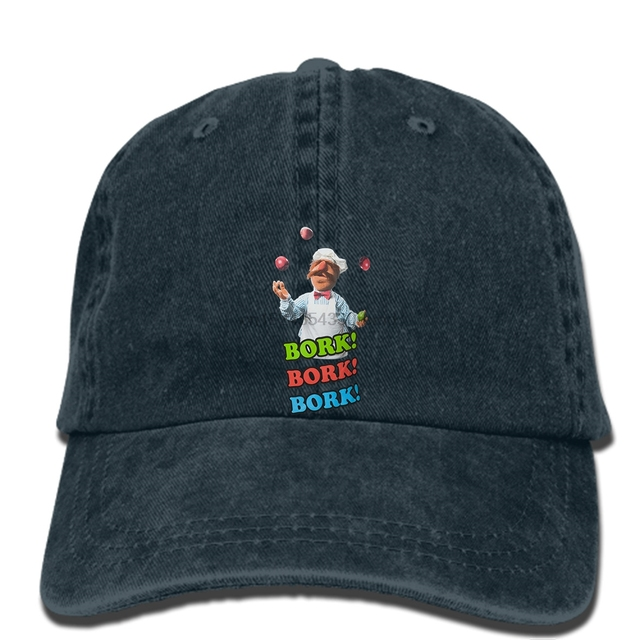 hip hop Baseball caps Muppets Swedish Chef Summer Basic Short cap(Regular  and Big and Tall Sizes Included) f6cb7cc95a1