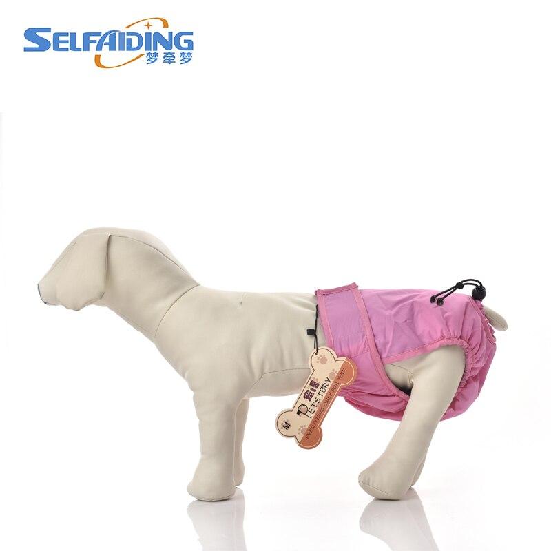 Σκύλος πάνες Γυναίκα με αγκίστρι και - Προϊόντα κατοικίδιων ζώων