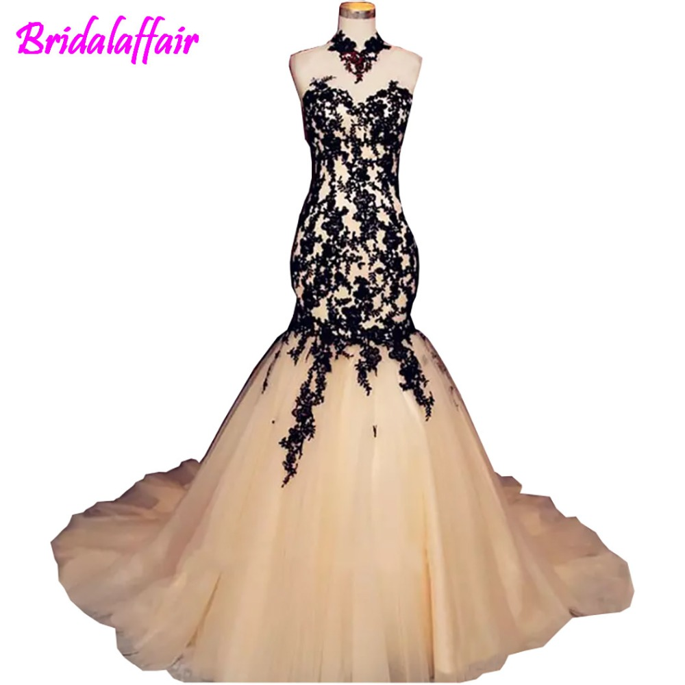 Beauty Bride 2018 Floor Length Vestido De Festa On Sale Tullle