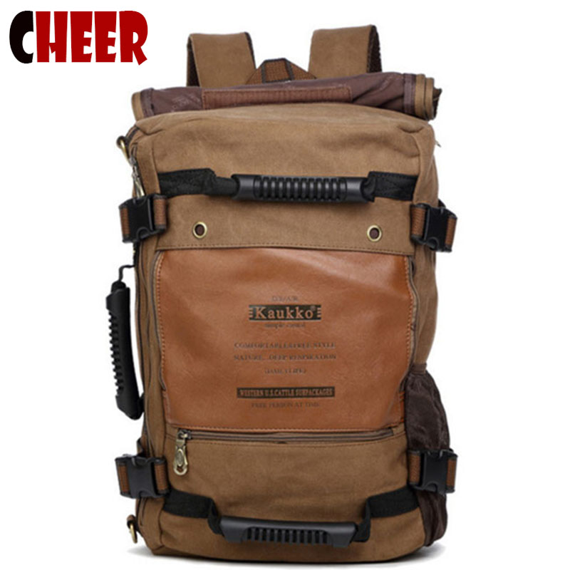 2017 Limited Kpop Mochila Feminina Men Bags New Male Casual Backpacks Men's Versatile Canvas Shoulder School Packbag Travel Bag new gravity falls backpack casual backpacks teenagers school bag men women s student school bags travel shoulder bag laptop bags