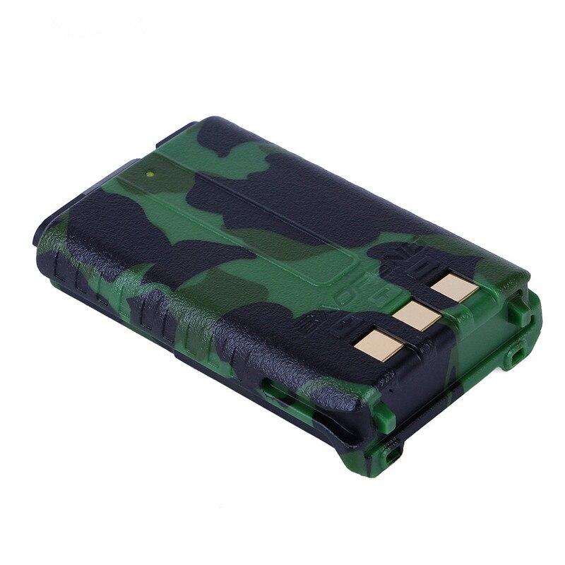imágenes para BaoFeng UV5R Batería Original 7.4 V 1800 mAh Li-ion para Baofeng UV-5R UV-5RA UV-5RC UV-5RD UV-5RE Walkie-talkie 5R-B accesorios