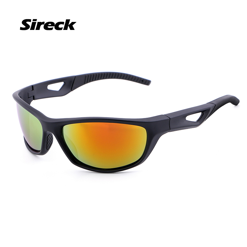 Sireck 2018 Polarized Glasses For Fishing UV400 Sport Glasses Cycling Fishing Sunglasses 3 Styles Camping Driving Hiking Eyewear