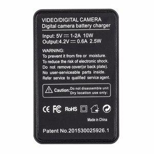 Image 5 - 2x Probty BP 70A BP70A Piller + LCD Şarj Cihazı Samsung ST90 ST95 ST100/150F/700/6500 SL600 /605/630 WB30F 35F 50F ES70 ES80