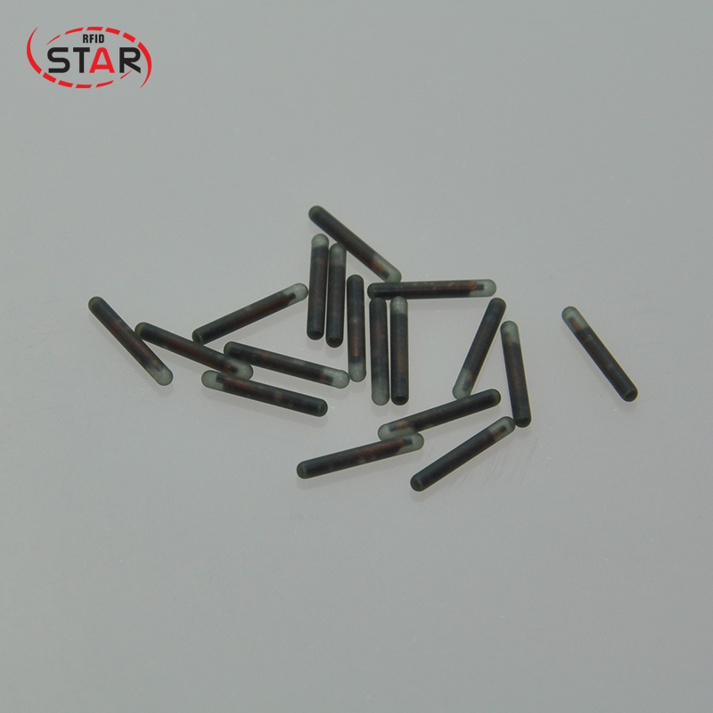 134.2KHz 1.4*8mm Rfid FDX-B Animal Pet Microchip Dog Chip For Animal Identification/tracking 60pcs/lot