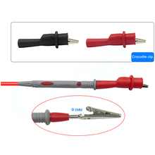 Multimeter Feelers Wire Cable Pen Tip Accessories Universal To All Digital Probe Test Leads For