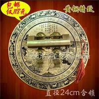 Jinling Figure Handle Chinese antique furniture Ming and Qing furniture, copper fittings brass handle drawer handle CYB008