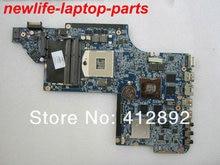 original for HP DV6 DV6-6000 motherboard 650800-001 DDR3 maiboard 100% test fast ship