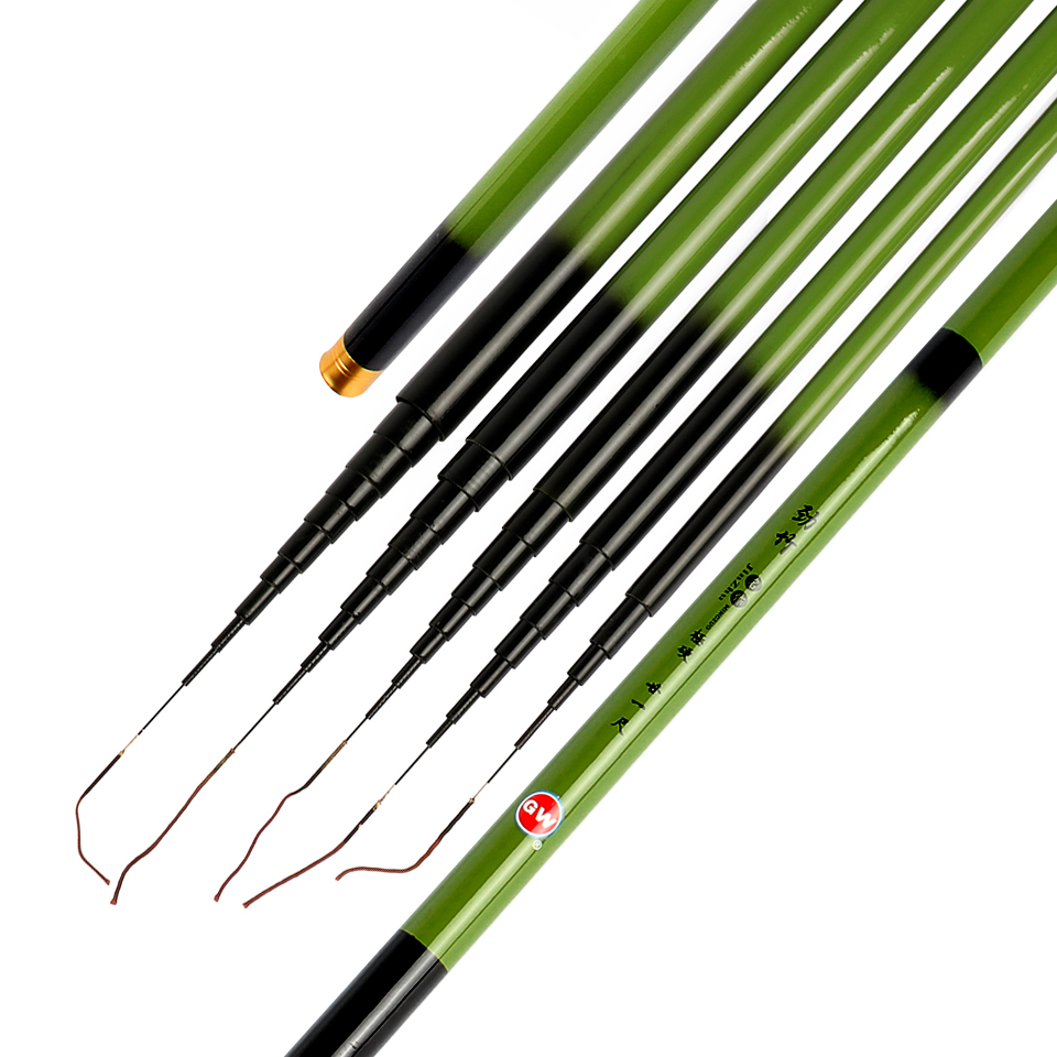Online buy wholesale bamboo fishing poles from china for Bamboo fishing poles