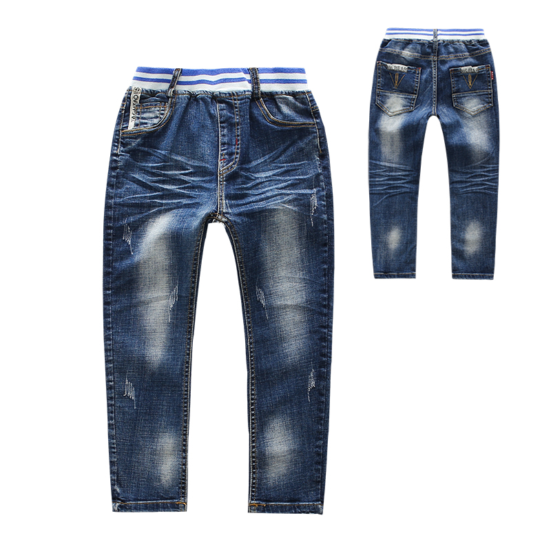 Children, Spring, Casual, New, Pants, Clothing