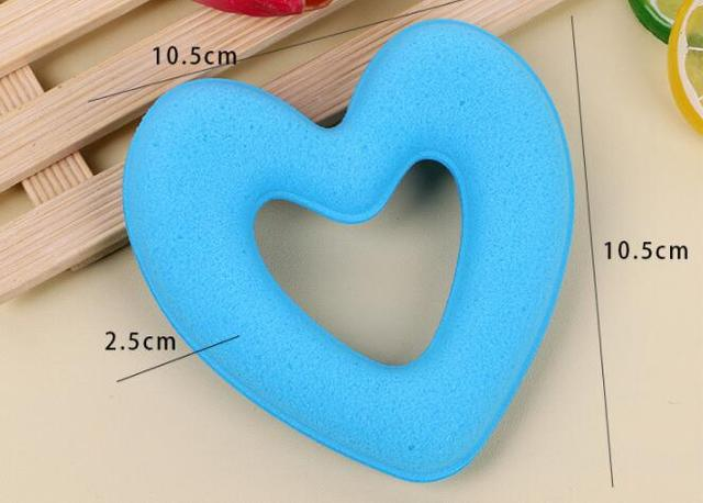 Cute Heart Shaped Hair Styling Tool for Women