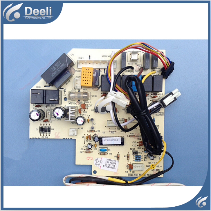 все цены на 95% new good working for air conditioning Computer board 5L53B 30055812 pc board on sale онлайн