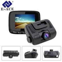 E-ACE Car Dvr Dash Camera 2.0 Inch Mini Video Recorder Full HD 1080P Auto Camera DVRs Registrator Dashcam