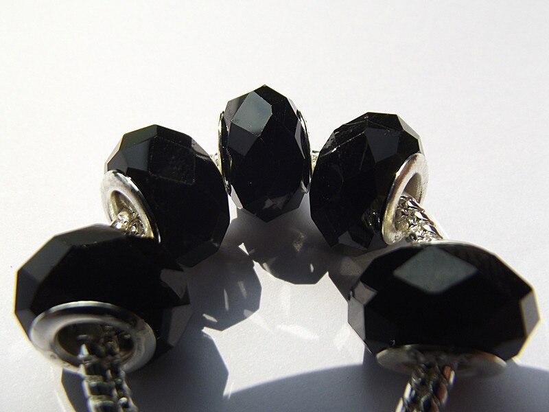 10mm Bunte Europäischen Großes Loch Perlen Für Schmuck Machen Armbänder Diy Zubehör Lose Runde Harz Perlen Großhandel Z164 Schmuck & Zubehör