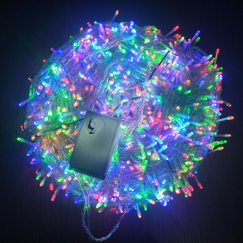 Led Lights String Full Of Stars Romantic Decorative Lights