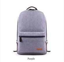 Простой Холст Рюкзак Япония и Южная Корея версия сумка мужская Молодежная кампуса студенты дорожная сумка