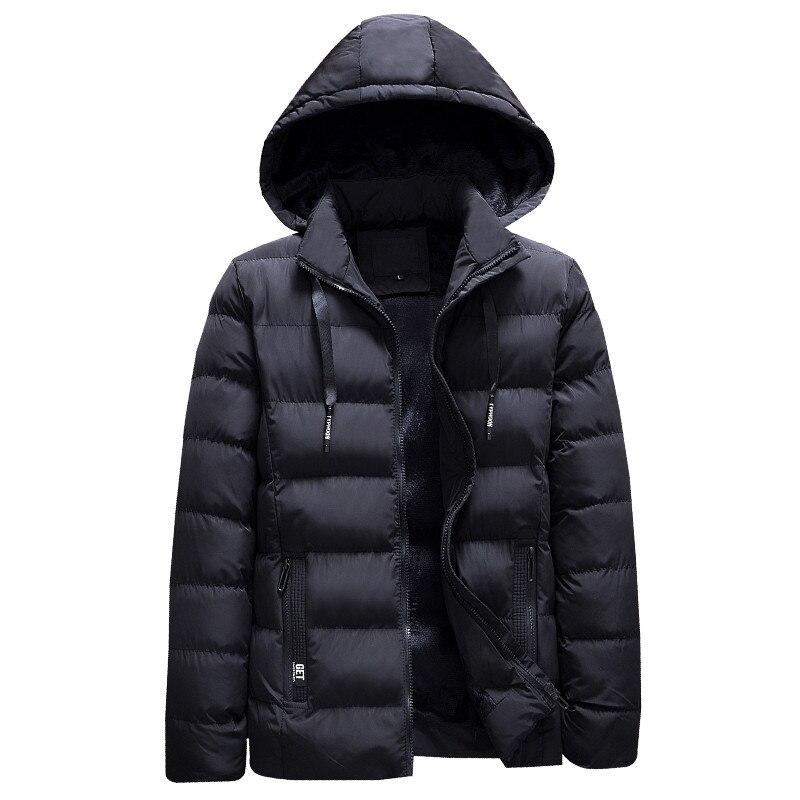 Hommes Parka blue D'hiver Manteau Black green Marque Bolubao Homme 2018 De Hiver red Mode Vêtements Capuche Veste Épais À RSfxwtqC
