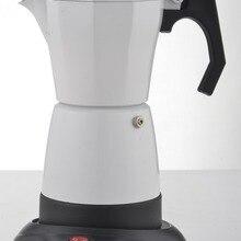 Электрическая кофеварка для эспрессо-мокко/кофейник Мока/кофейник мокко высокого качества, идеальный подарок для всех