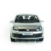 RMZ City Volkswagen Golf GTI 1 32 Toy Vehicles Alloy Pull Back Mini Car Replica Authorized