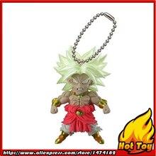 "100% Original BANDAI Gashapon PVC Toy Figure UDM BURST 20 – Broly Super Saiyan from Japan Anime ""Dragon Ball Super"""