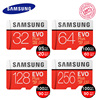 Original SAMSUNG EVO Memory Card 16gb Micro SD microsd 32GB 64GB 128GB Class10 U3 up to 100 MB/s 32GB memory card 256gb