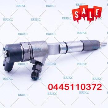 ERIKC 0445 110 372 Common Rail Fuel Injector 0 445 110 372 Auto Diesel Engine Parts Manufacturer Injection 0445110372 DCDC4102H
