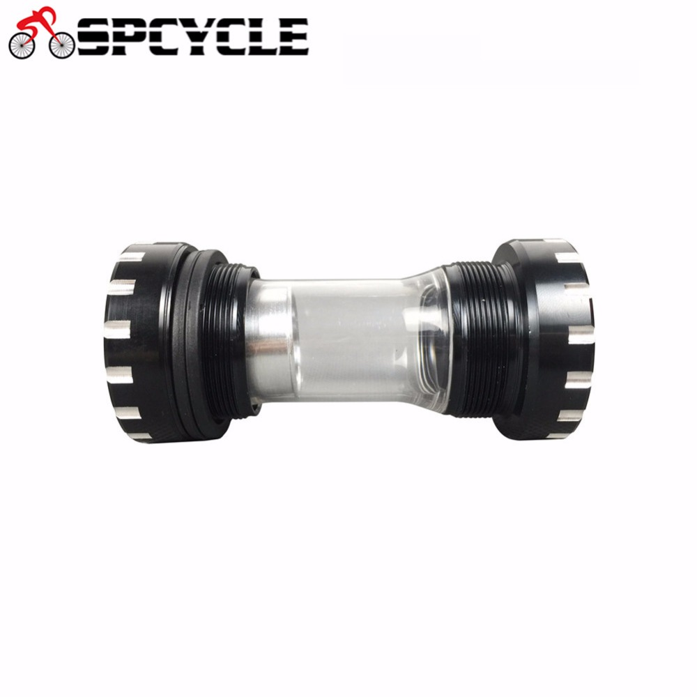 Spcycle Ceramic Bearing BSA68-73 MTB Road Bike External Bearing Bottom Brackets For Shimano 24mm SRAM 22mm GXP Cranksets 7805 2rsv 7805 angular contact ball bearing 25x37x7 mm for fsa mega exo raceface shimano token bb70 raceface bottom brackets page 5