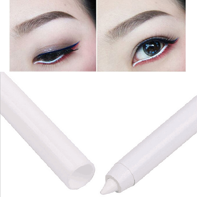 Make up Eye Concealer Eyeliner Primer White Eyeliner Pencil Waterproof Long Lasting Under Eye Brighten Eyeshadow Primer 1