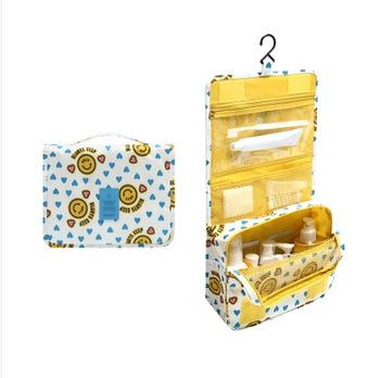 Travel Items Storage Organizer Bag | Portable Waterproof Women and Men Bathroom Hanging Bags