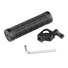 CAMVATE 19mm מוט מהדק ידית אחיזה עבור מוט תמיכה כתף DSLR Rig C1891