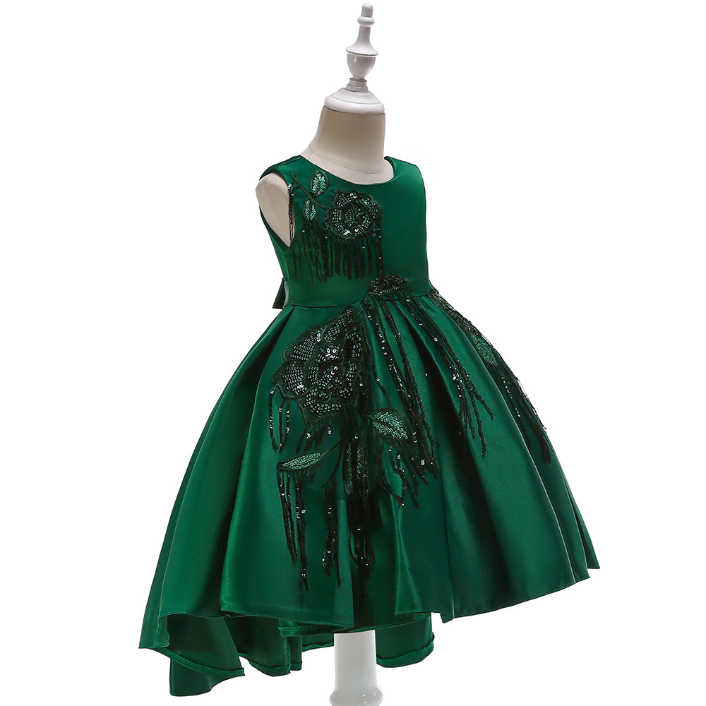 2019 Flower Girl Dresses For Weddings Ball Gown Cap Sleeves Tulle Lace First Communion Dresses Little Girl