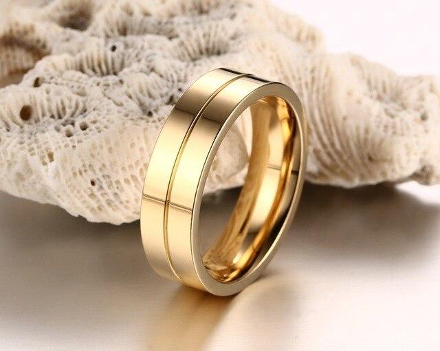 Купить женские и мужские кольца из нержавеющей стали с фианитом картинки