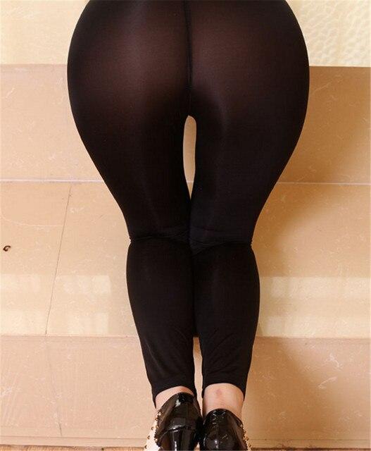 Ass transparent leggings leggings @