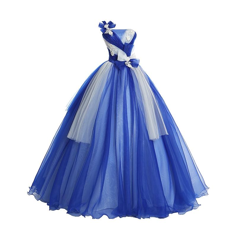 Charming Quinceanera Dresses 2019 Flowers Formal Dress Ball Gown Party Dress Sweet 16 Dresses Vestido De Festa Robe De Mariee