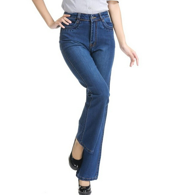 Popular Plus Size Bell Bottom Jeans-Buy Cheap Plus Size Bell ...
