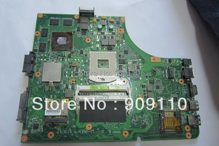 yourui for ASUS K53SV REV3.1 Մայր տախտակ DDR3 PGA 989 GT540 2G HM65 X53S A53S K53SJ K53SC P53S K53SM K53SV հիմնական տախտակ