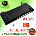 Wholesale New  laptop battery FOR APPLE MacBook AIR 13 Series A1322  free shipping