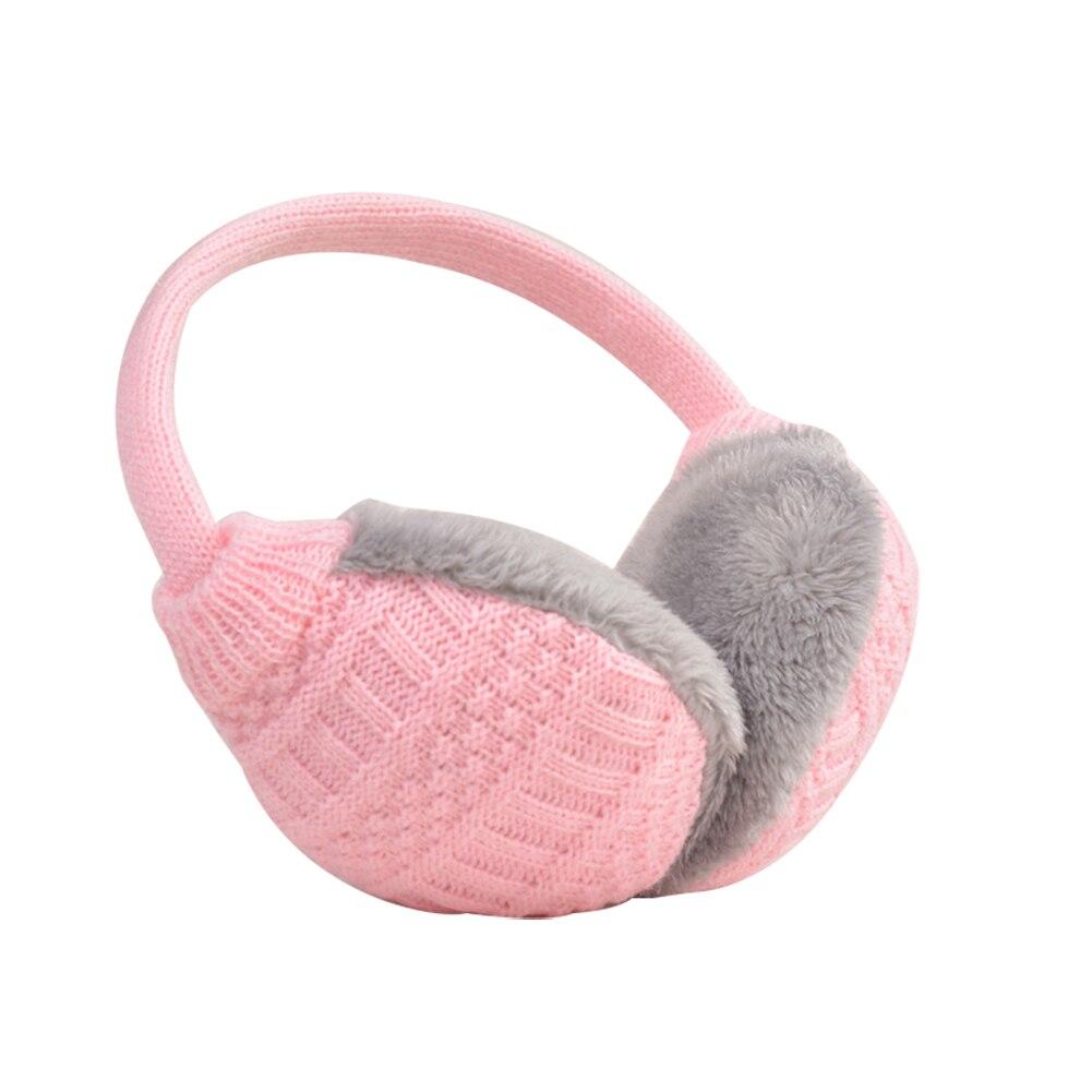cozy design fluffy winter adjustable earwarmers knitted. Black Bedroom Furniture Sets. Home Design Ideas