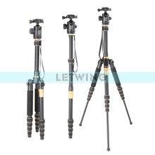 Q777 Professional SLR Camera Tripod Photography Package Tour Portable Digital Tripod Ball HeadWholesale Free Shipping
