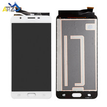 An'Z For Samsung Galaxy J7 prime G610F/DS LCD Screen SM-G610 G610M G610K/L/S 2016 lcd display OEM pantalla ekran Touch Digitizer(China)