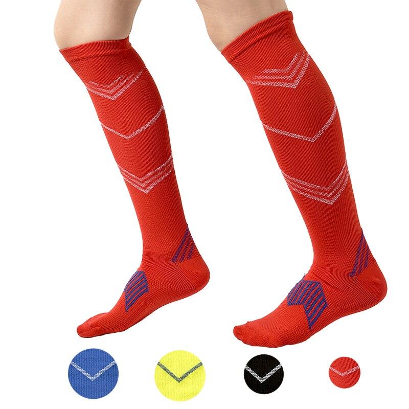 david angie 1Pair Knee High Compression Socks Leg Support Stretch Stocks Slim for Women Men - Best Medical Nursing, 1Yc2936
