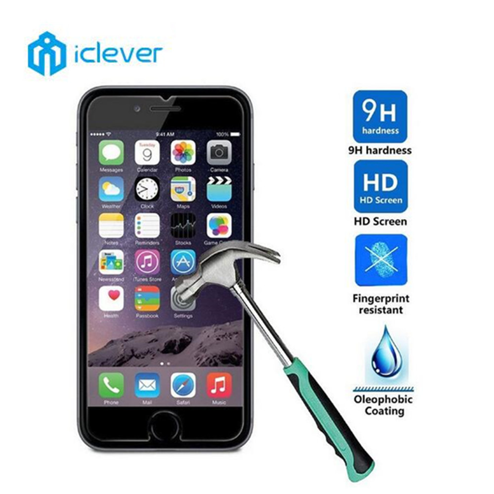 Iclever Premium Tempered Glass Screen Protector Surface